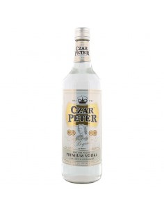Vodca, Czar Peter Vodka 40% 1l