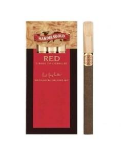 Tigari de foi Handelsgold Wood Tip Red (5) Cigarillos