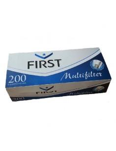 Tuburi tigari First Multifilter Carbon (200) Tuburi Tigarete