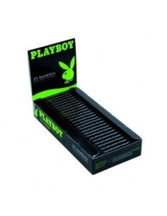 Foite rulat tutun Playboy - Green Cut Corners (50) Foite de Rulat