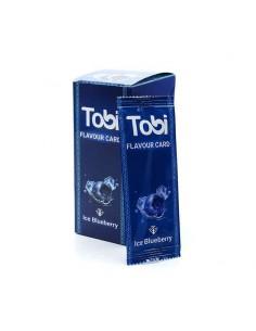 Card aromatizant Ice Blueberry / Tobi Arome Tutun