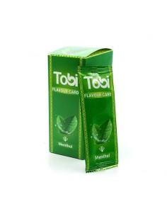 Card aromatizant Menthol / Tobi Arome Tutun