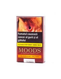 Moods Sunshine Filter (10) Cigarillos Moods