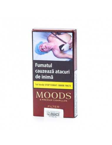 Moods Filter (pac. 5) Cigarillos Moods