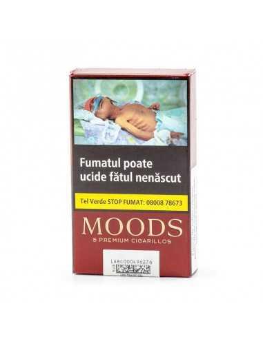 Moods regular 5 Cigarillos Moods