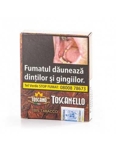 Toscanello (regular) (5) Tigari de Foi Toscano