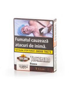 Toscanello Aroma BIANCO (grappa) (5) Tigari de Foi Toscano