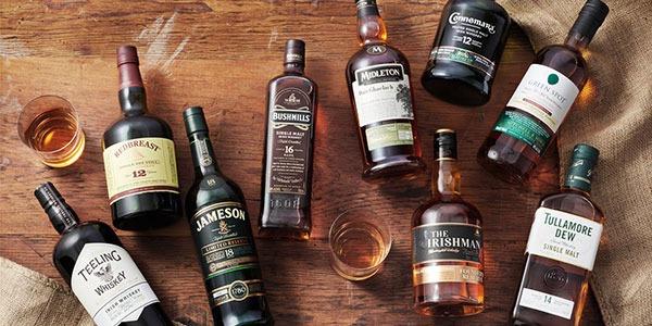 Whiskey-ul Irlandez - Informatii Generale